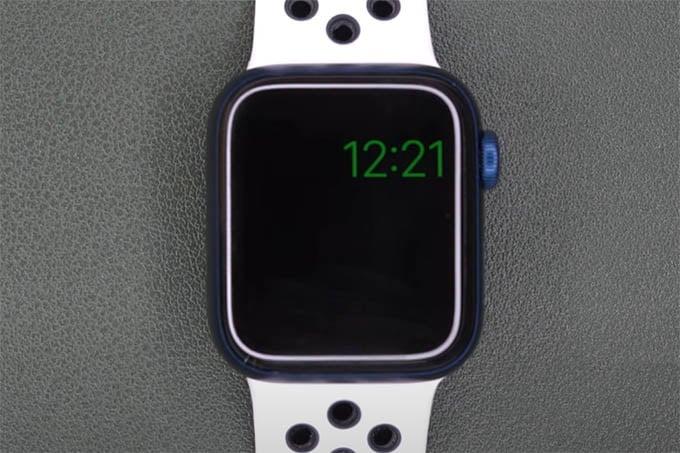 Apple Watch Power Reserve Mode