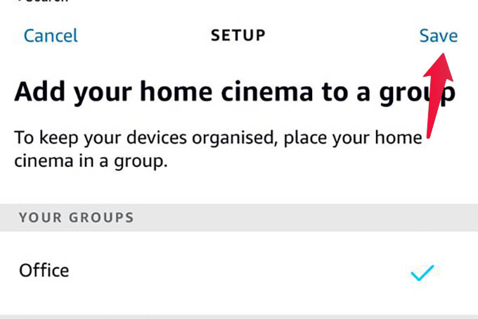 Save Home Cinema with Fire TV and Alexa