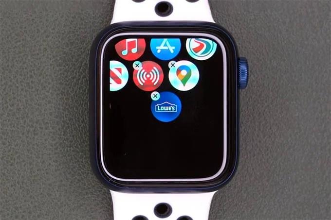 Uninstall Apps on Apple Watch