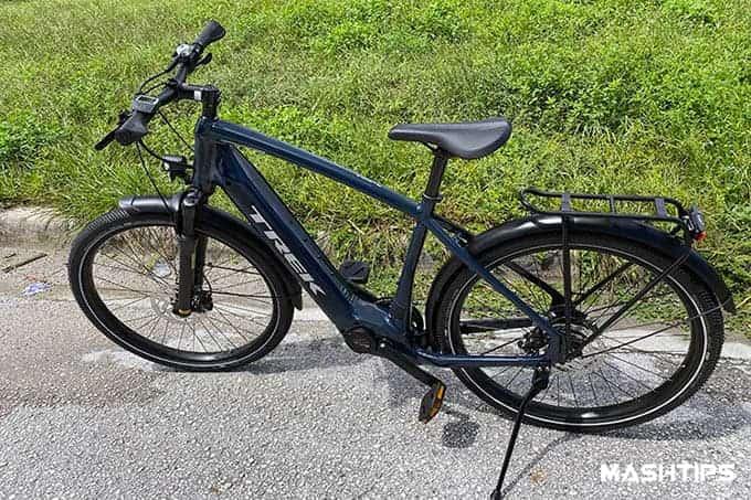 Trek Allant+ 7 Electric Bike Overview Design