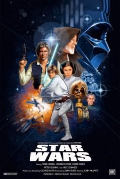 Image result for STAR WARS POSTER