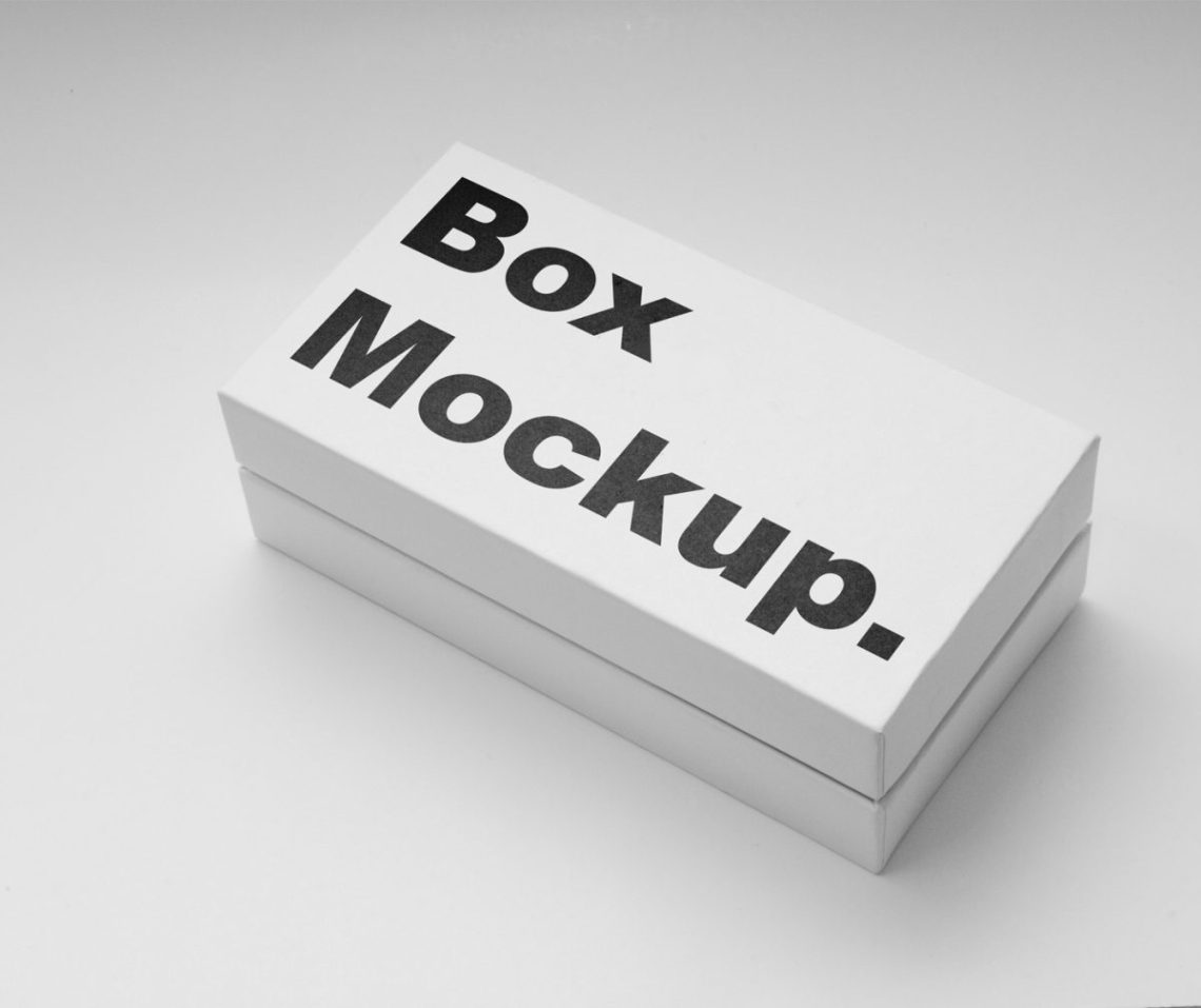 Download 25 Free Box Mockups for Branding Packing - Mashtrelo