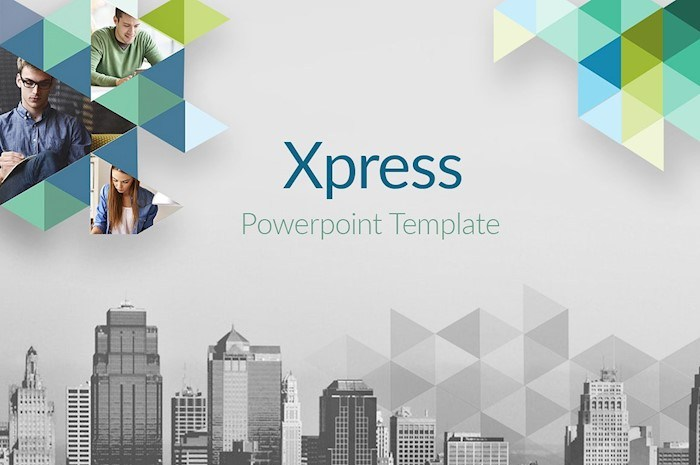 Xpress-Powerpoint-Template