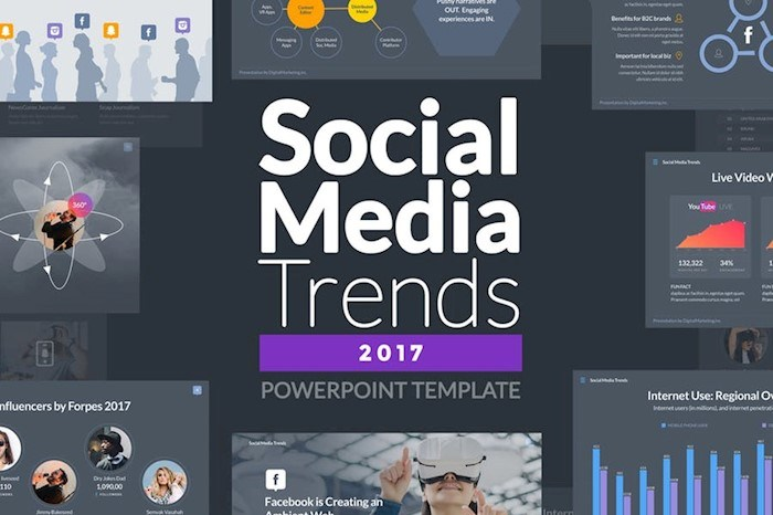 social-media-trends-2017-powerpoint-template