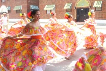 The Ballet Folklorico Las Hijas de Boriken