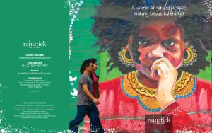 Mashuni - Design agency for Rainstick Trading