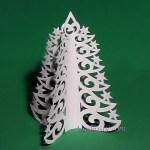 Christmas Paper Tree To Make Mashustic Com