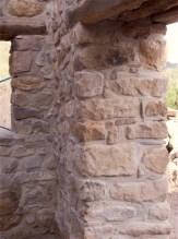 Esquinera de piedra