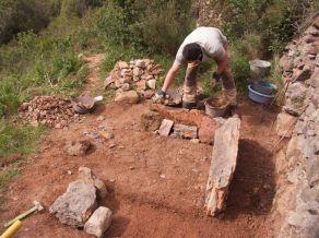 Empezando a construir con piedra