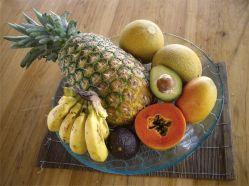 12 Rica fruta y pura vida!!