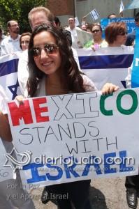 manifestacion pro israel 0574
