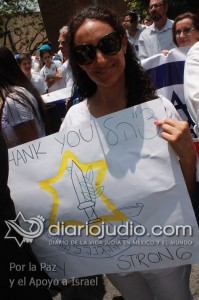 manifestacion pro israel 0575