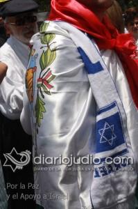 manifestacion pro israel 0623