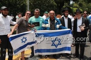 manifestacion pro israel 0756