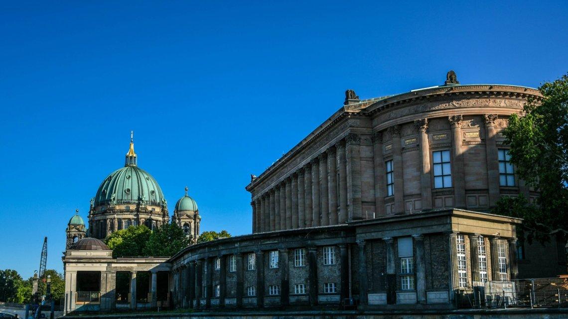 Музейный остров в Берлине — описание музеев