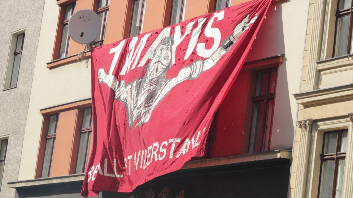 Первое мая в Берлине — ФОТО / MyFest am 1. Mai