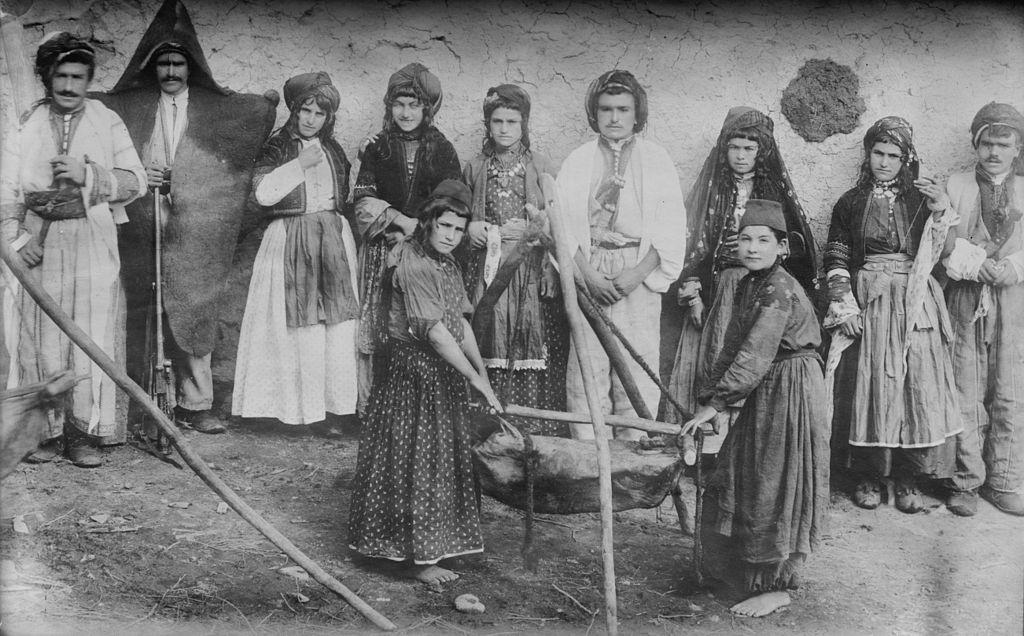 Assyrer im muslimischen Aserbaidschan