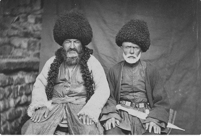 Село Нидж. История, традиции и язык удинов