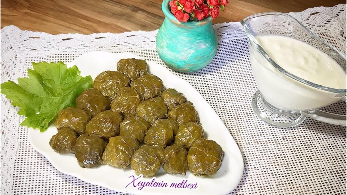 Dolma — aus der Küche Aserbaidschans nicht wegzudenken