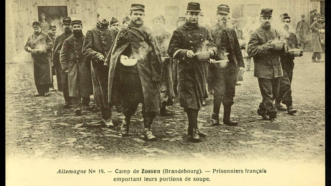 «Лагерь полумесяца» и мусульманские военнопленные в годы Первой мировой войны