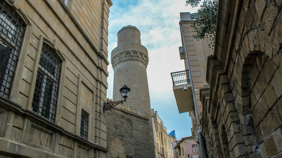 Ичери-Шехер — Старый город Баку