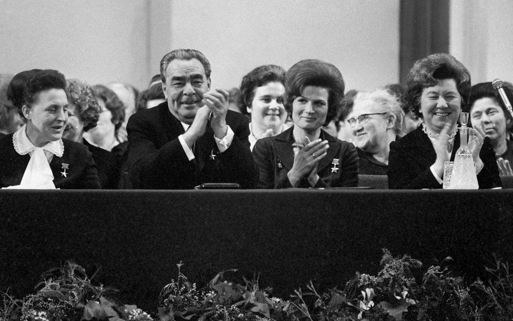 Эпоха позднего Брежнева
