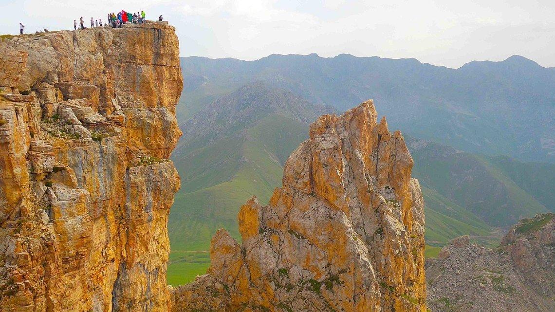 Kaukasus-Gebirge: Video und Fotos / Кавказские хребты