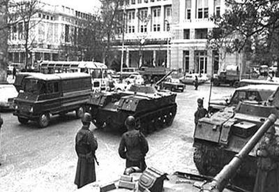 Pogrom in Baku: letzte Welle der AsSSR