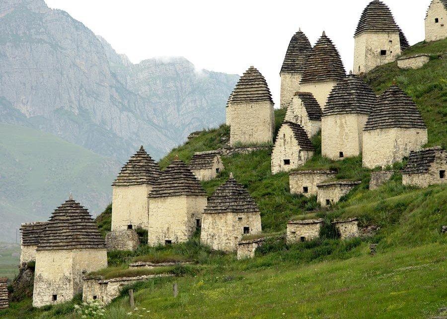 Nordossetien-Alanien im Nordkaukasus — Russland