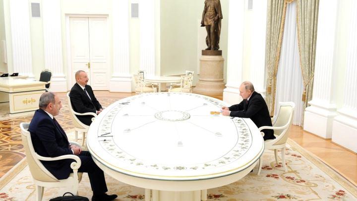 Prof. Dr. Wilfried Fuhrmann: Friede und Kooperation im Kaukasus?