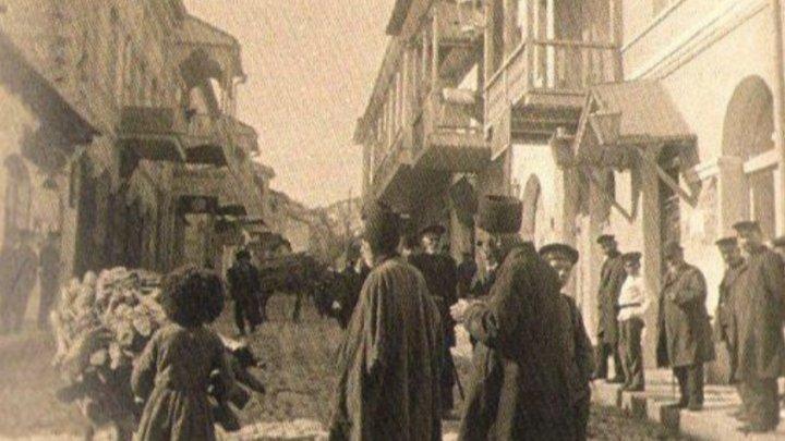 Старые фотографии г. Шуша — Şuşanın köhnə şəkilləri
