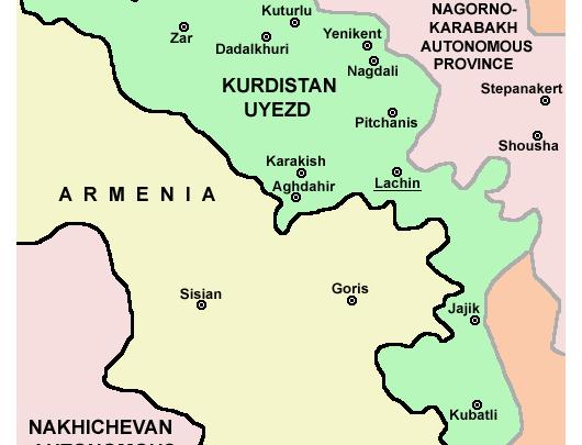 """""""Rotes Kurdistan"""": Aserbaidschanische Kurden im Interesse der Sowjetrepublik"""