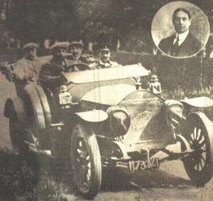 Samurai, el primer auto nacional con carrocería argentina.