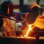 La producción de acero creció 7,9% en enero