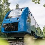 Empieza a circular en Alemania el primer tren alimentado por hidrógeno