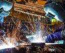 La producción industrial creció 4,8% en enero, tras dos años de contracción