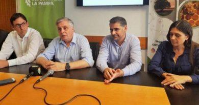 Jóvenes empresarios invertirán 800 millones de pesos en el Parque Industrial de Santa Rosa