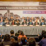 Ministros de Comercio de APEC apoyan reforma de la OMC