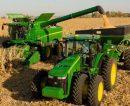 Estiman una producción de 6,9 millones de toneladas de maíz en el área de la Bolsa de Cereales local