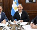 Firmaron el convenio que respalda el tratamiento de residuos sólidos urbanos del Valle y la Confluencia