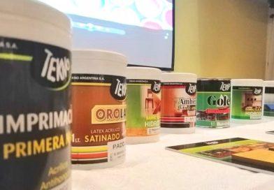Alianzas comerciales para crecer: Pinturería Franca comercializa productos Tekno