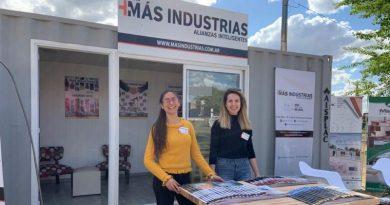Más Industrias presente en Exposiciones Rurales 2019