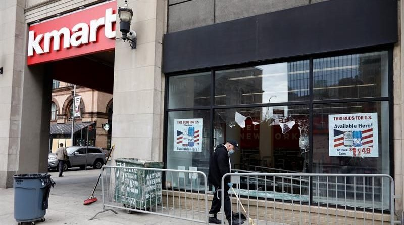 Ciudad de Nueva York ayudará a empresas saqueadas en la reapertura y sitúa la fase 2 en julio