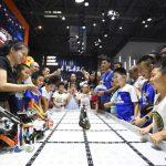 China: se lleva a cabo la Exposición Internacional de la Industria Inteligente