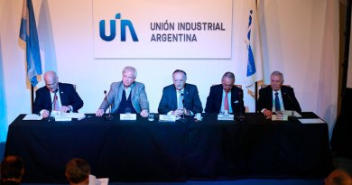 La UIA advierte un positivo cambio de ciclo para la producción y el empleo industrial
