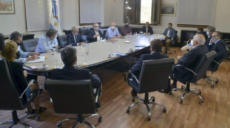 Se llevó a cabo la segunda reunión de la mesa del maíz para garantizar el abastecimiento