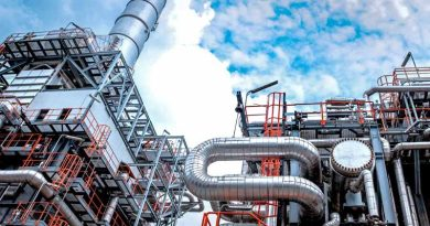 Crece la producción de la industria química y petroquímica