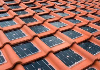 Energía solar: nuevas tejas fotovoltaicas