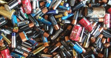 Química sustentable: utilizan pilas agotadas para la formulación de pinturas de interior