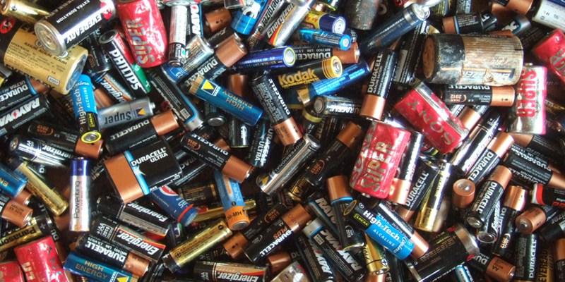 Química sustentable utilizan pilas agotadas para la formulación de pinturas de interior